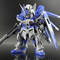 Gundam Hi Nu RX 93 V2 MC Model SD (bonus led)