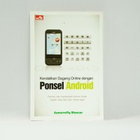 Buku Kendalikan Dagang Online dengan Ponsel Android