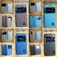 Oppo Find 5 Mini R827 - Flip Shell View I-cover