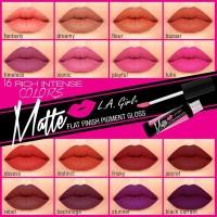 L.A. Girl Matte Pigment Gloss by La Girl USA