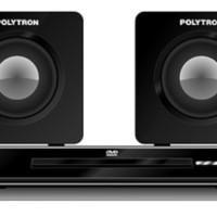 harga Polytron Home Theatre | Dtib 2367 | Black Tokopedia.com