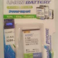 harga Batre Baterai Battery Double Power Cs2 Bb Gemini Tokopedia.com