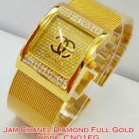 harga CN01 FG Jam Tangan Wanita CHANEL Ladies Watch FULL GOLD Tokopedia.com
