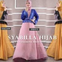 GAMIS/MAXI Syabilla Hijab By AV Colection