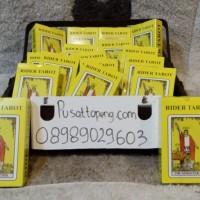harga Jual Kartu Tarot + Buku Panduan Bahasa Indonesia Tokopedia.com