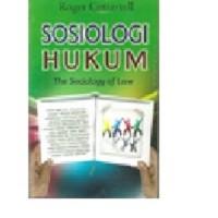 harga Sosiologi Hukum ( The Sociology of Law ) Tokopedia.com