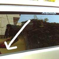 harga Pelipit Karet Kaca Pintu Tengah Avanza/xenia,konfirmasi Posisi Karet Tokopedia.com