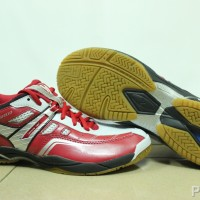 Badminton/Bulutangkis Shoes Victor SH-910 D (Red)