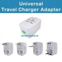 Adaptor Colokkan Listrik Travel Charger Adapter Berbagai Negara dunia