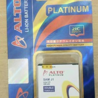 Baterai Samsung J1 / J100 Alto platinum double power