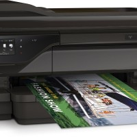 Printer HP Officejet 7612 ( Print, Scan, Copy, Fax, Wifi )
