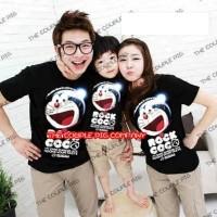 Baju Keluarga / Family Set FM Doraemon