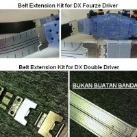 harga NOT BANDAI Extension Kit for DX Belt: Double Driver Kamen Rider W Tokopedia.com