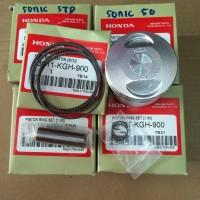 harga Piston Kit Honda Sonic Oversize 1.00 (59-13) Tokopedia.com