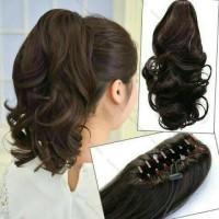 hair clip jepit wave 30cm