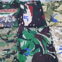 harga Kaos Loreng Army Tokopedia.com