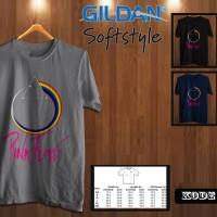 harga Kaos Gildan Softstyle Pink Floyd 01 Tokopedia.com