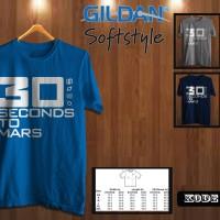 harga Kaos Gildan Softstyle 30 Second To Mars 02 Tokopedia.com
