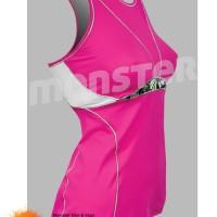 Apparel De Soto Women Carrera Sprinter Top WCST S Pink