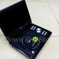 harga DVD Portable Tori 9.88inch - DVD / Mp3 / USB Movie / MMC / TV / 3D Tokopedia.com