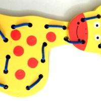 Menjahit Jerapah - Toko Mainan Anak Online
