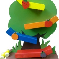 Toko Mainan Anak Edukasi - Sliding Car Pohon