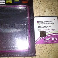 Baterai Baterei Batre Log On Smartfren Andromax G2 Qwerty 3000mah