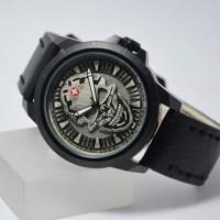 Swis Army SA 3010 Black Skull Original