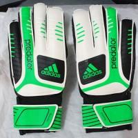 harga Sarung Tangan Kiper / Gloves Adidas Predator Putih Hijau  Grade Ori Tokopedia.com