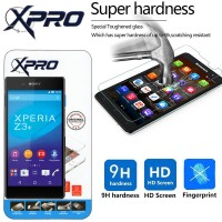 Jual Anti Gores Kaca Xpro Tempered Glass Protector Sony Xperia Z3 Plus