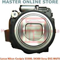 Lensa Nikon Coolpix S3300 S4300, dan Sony DSC-W670 Jogja Harga Terbaik
