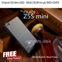 harga Hardcase Nubia Z5s Mini : Solid Color Acrylic Back Cover (+free Sp) Tokopedia.com