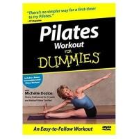 Senam Pilates untuk Pemula-Pilates Workout for Dummies-Michelle Dozois
