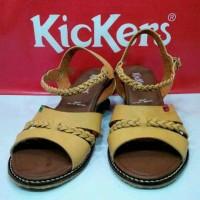 Sendal sandal kickers women wanita santai formal
