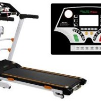 Treadmill Refleksi Seperti Di J*co 5 in 1 Bisa COD Antar Ketempat