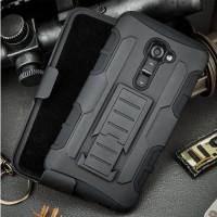 Future Armor Lg G2 Mini Dual Layer Bumper Hybrid Case