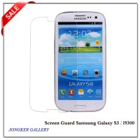 Samsung Galaxy S3 / i9300 Screen Protector Tempered Glass Original