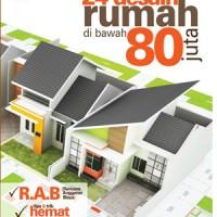 harga 24 Desain Rumah Di Bawah 80 Juta Tokopedia.com