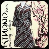 harga Kimono Batik Tokopedia.com