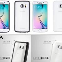 Armor Viva Airefit Hibrido Hard Soft Cover Case Samsung Galaxy S6 Edge