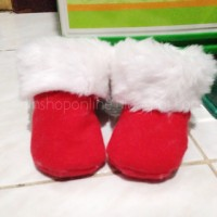 harga Sepatu Bayi / Santa Boot Tokopedia.com