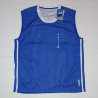 Reebok Basketball Sleeveless Men Trust Blue/White