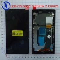 Lcd+ts Sony Xperia Z / C6602