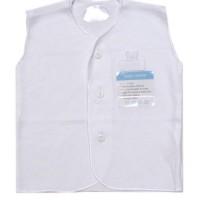 Miyo Putih Baju Kutung 0-3m (1pcs)