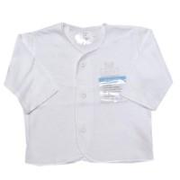 Miyo Putih Baju Panjang 0-3m (1pcs)