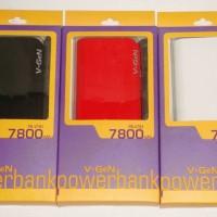 Jual POWER BANK 7800/V781 mAh V-GEN Murah