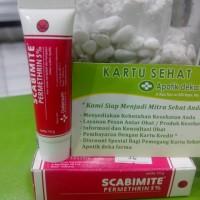 Scabimite Cream / Krim untuk Scabies