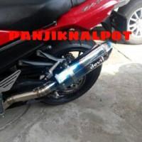 Knalpot Kawasaki ZX14R Devil Racing slip on