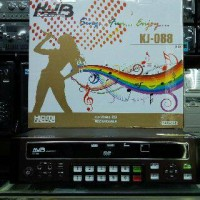 Player DVD Karaoke KJB KJ 088