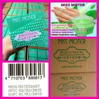 MISS MOTER MATCHA & MILK HAND WAX GREEN TEA